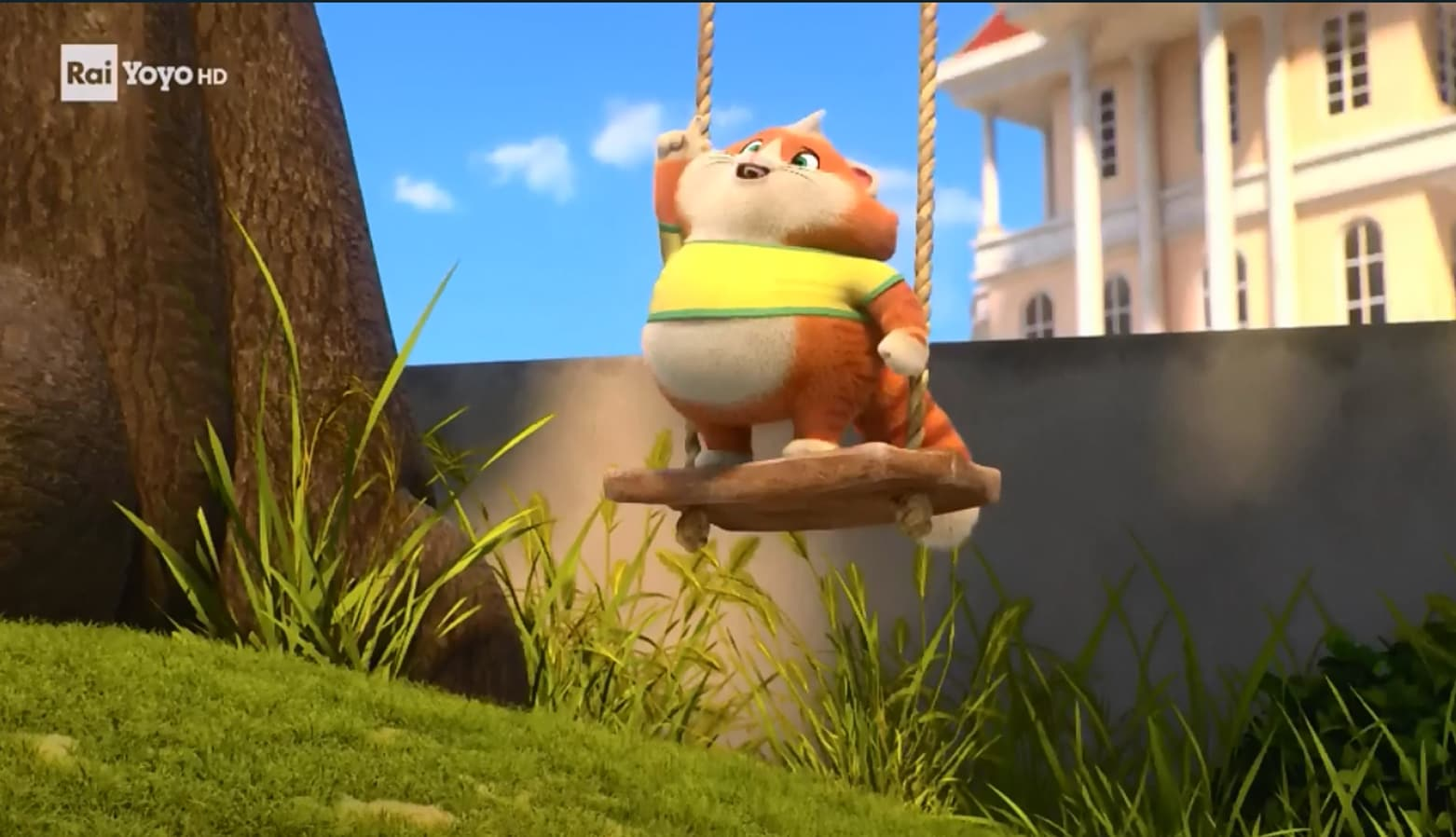 Rai Yoyo 44 gatti - S1E23 - Il gatto supereroe