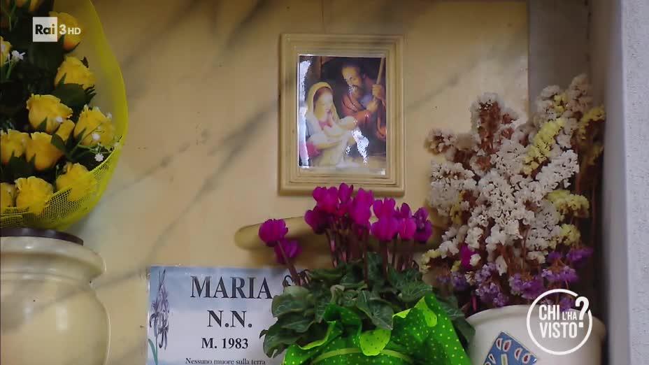 Orlandi - Gregori: sconosciuta sepolta al cimitero di Priverno nel 1983