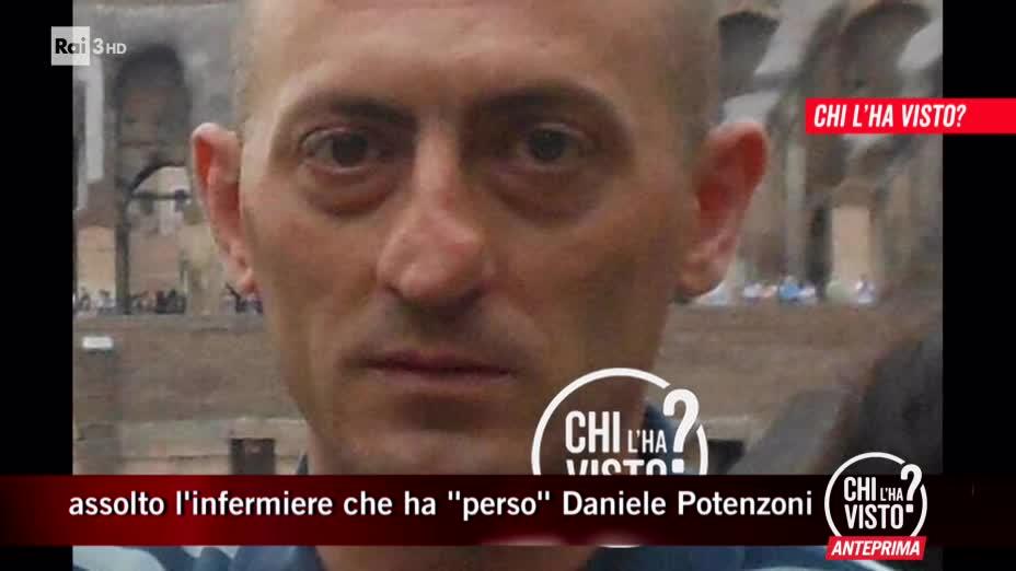 La scomparsa di Daniele Potenzoni, assolto l'infermiere al quale era affidato - 19/12/2018
