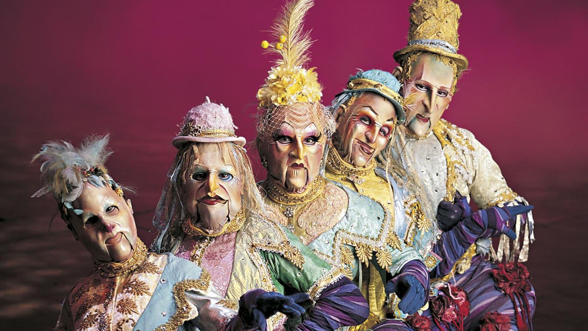 Rai 5 Cirque du Soleil - Alegria