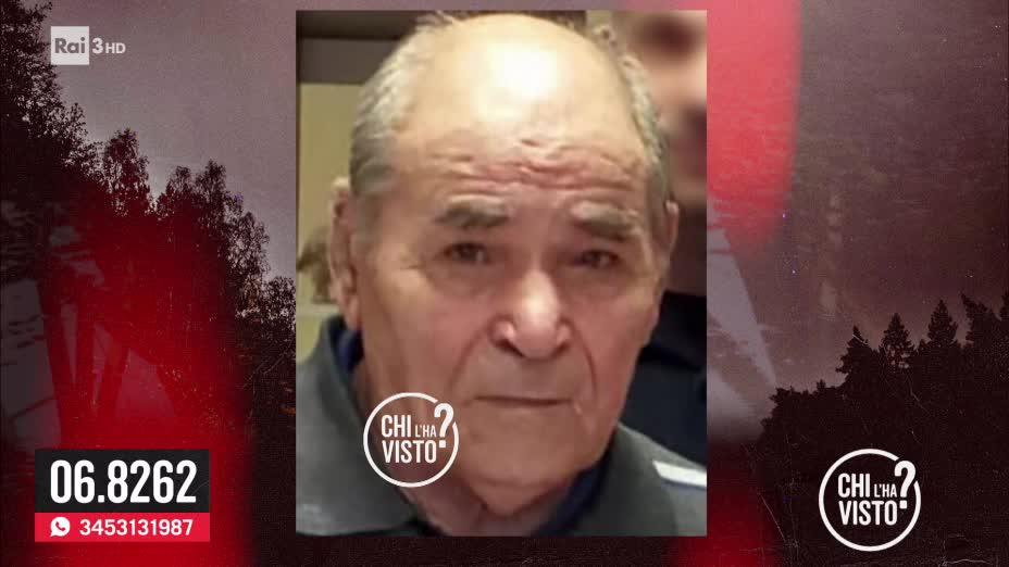 La scomparsa Edmondo Atzori - 9/01/2019