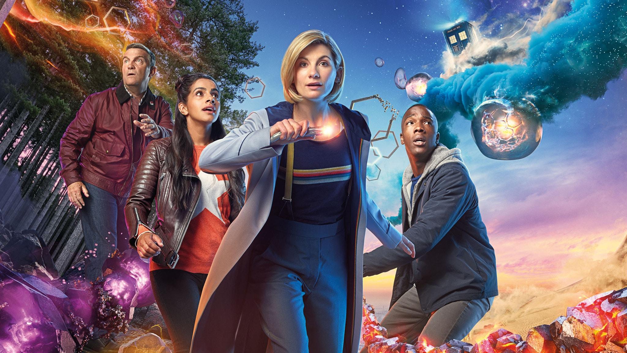 Rai 4 Doctor Who S8E2