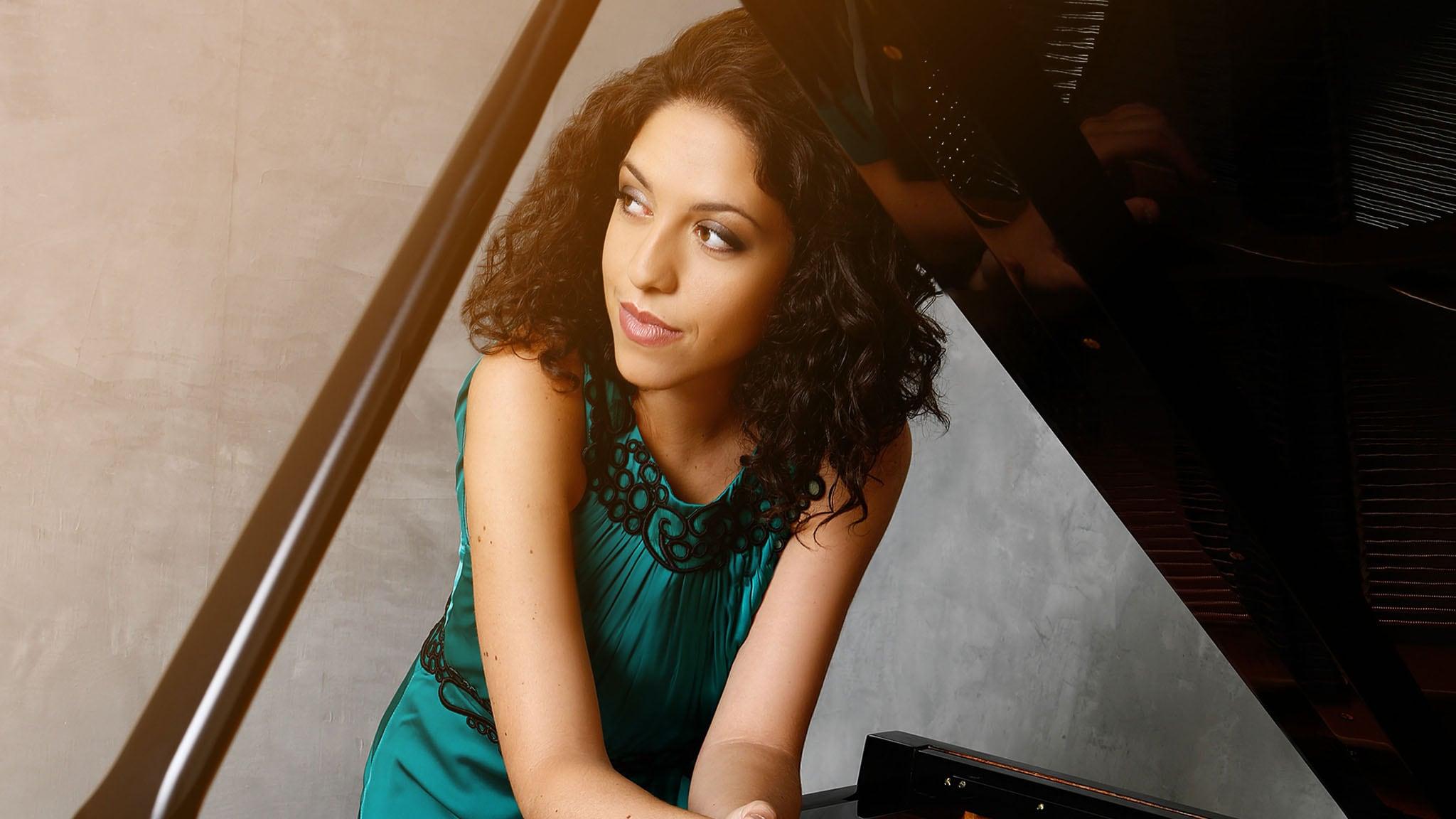 Rai 5 Grandi pianisti a Santa Cecilia: Beatrice Rana