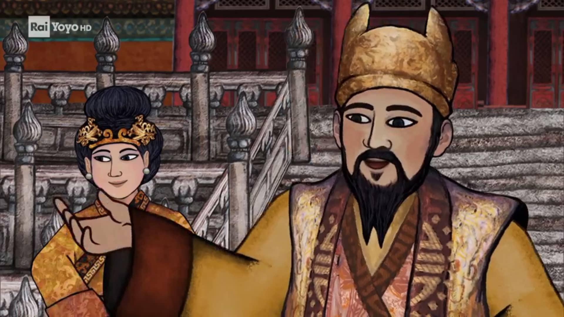 Rai Yoyo Marco Polo - S1E14 - Pechino capitale dell'impero
