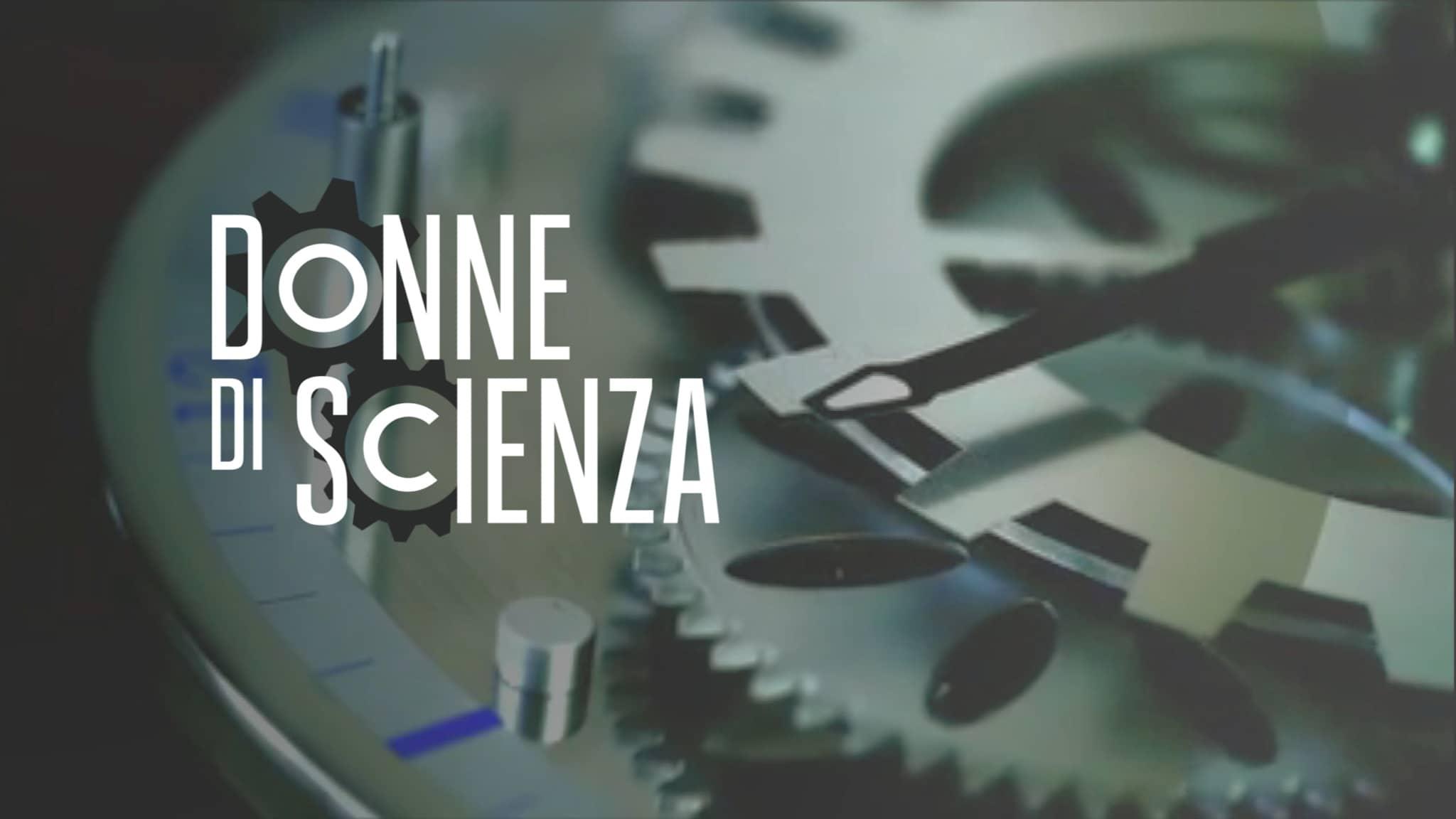 Rai Scuola Memex Donne di Scienza - ep. 01 - Maria Chiara Carrozza