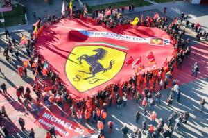 Ferrari: prorogata mostra su Schumacher