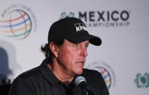 Golf, Mickelson 600 presenze al PGA Tour
