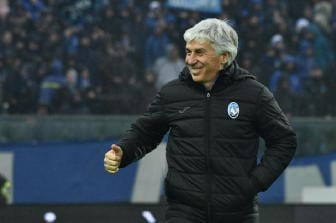 Gasperini, col Milan esame non decisivo