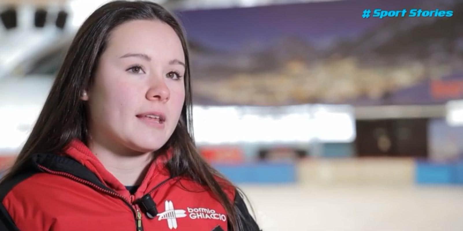 Rai Gulp Sport Stories - S2E9 - Elisa Confortola, campionessa di short track