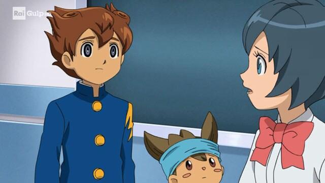 Rai Gulp Inazuma Eleven Go - S1E8 - I requisiti di un capitano!