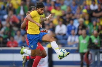Amichevole Brasile-Panama 1-1