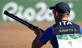 Tiro a volo,Rossetti ha il pass olimpico