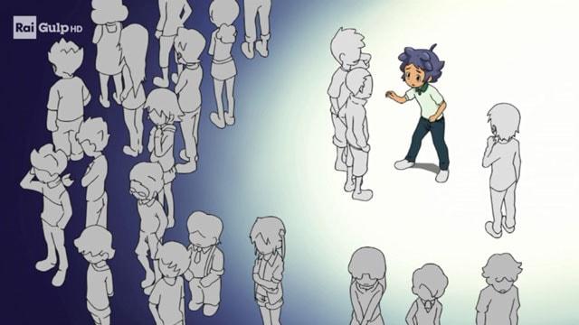 Rai Gulp Inazuma Eleven Go - S1E33 - Il mistero dell'istituto Miraggio