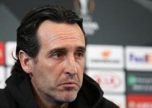 E.League: Emery, a Napoli per vincere