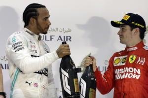 Hamilton,Vettel-Leclerc come me e Alonso