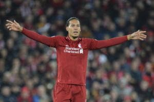 "Van Dijk: ""Non so come fermare Messi"""
