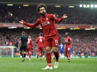 'AS', Salah vuole lasciare Liverpool