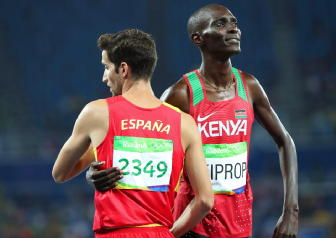 Doping: Kiprop squalificato per 4 anni