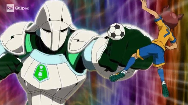 Rai Gulp Inazuma Eleven Go - S1E44 - Il nostro calcio tocca il cielo