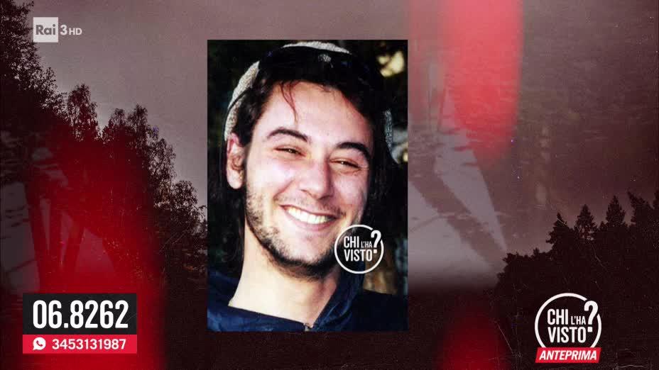 La scomparsa e la morte di Davide Barbieri - 08/05/2019