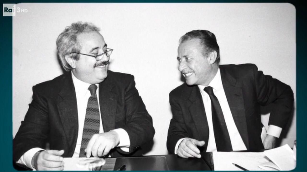 Rai Storia Passato e Presente - Falcone e Borsellino, l'impegno e il coraggio