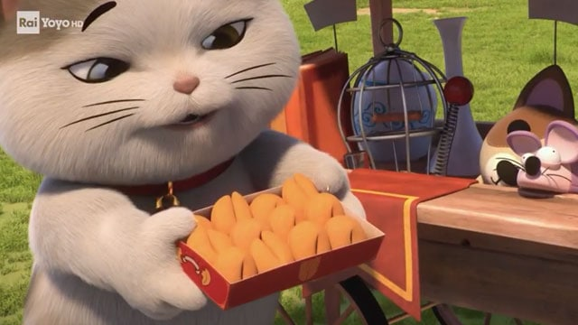 Rai Yoyo 44 gatti - S1E43 - Il biscotto della fortuna