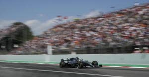 F1: test Barcellona, Mazepin più veloce