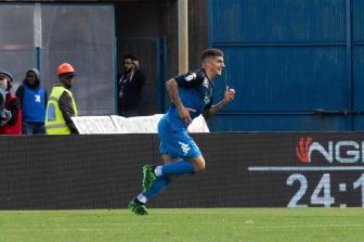Napoli: Di Lorenzo firma il contratto