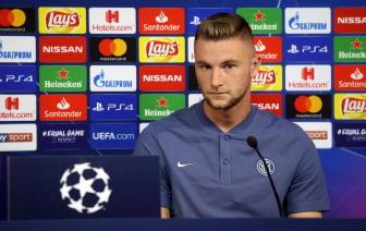Inter: Skriniar rinnova fino al 2023