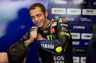 """Motogp, Rossi """"voglio tornare sul podio"""""""
