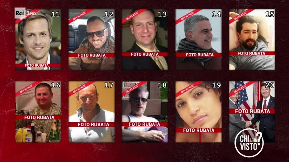 """Le vittime delle """"truffe romantiche"""" - 05/06/2019"""