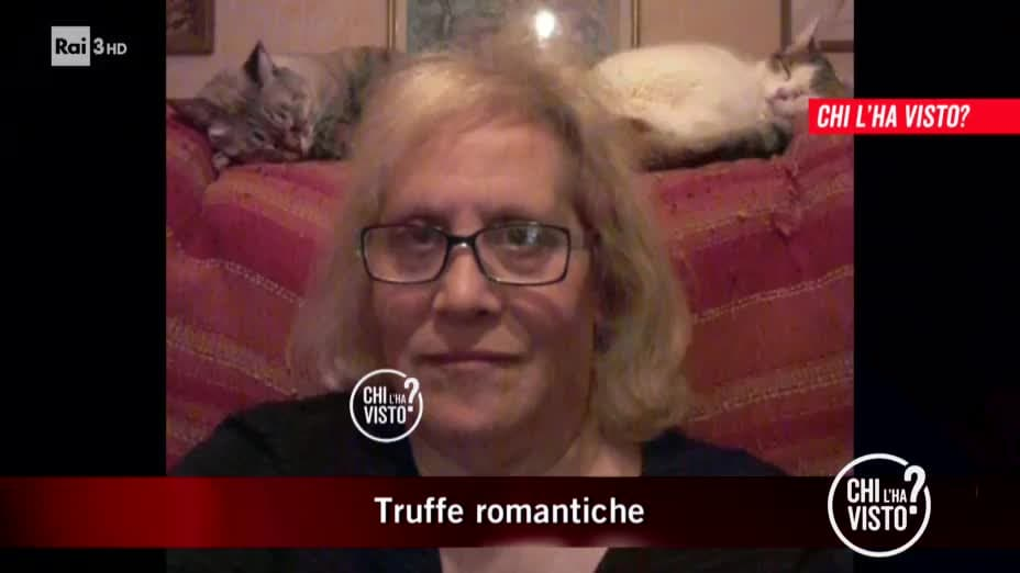 """Le vittime delle """"truffe romantiche"""":  Caterina - 05/06/2019"""