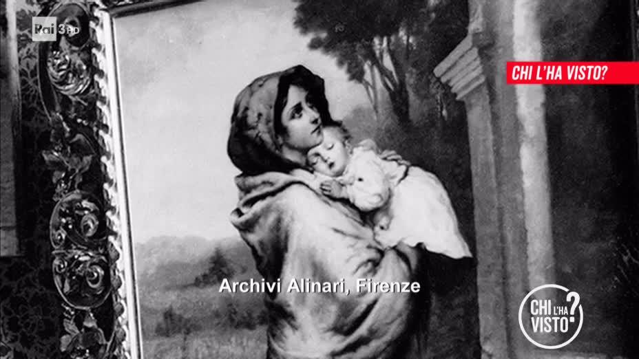 Madonna del Ferruzzi: Trovato disegno originale? - 12/06/2019