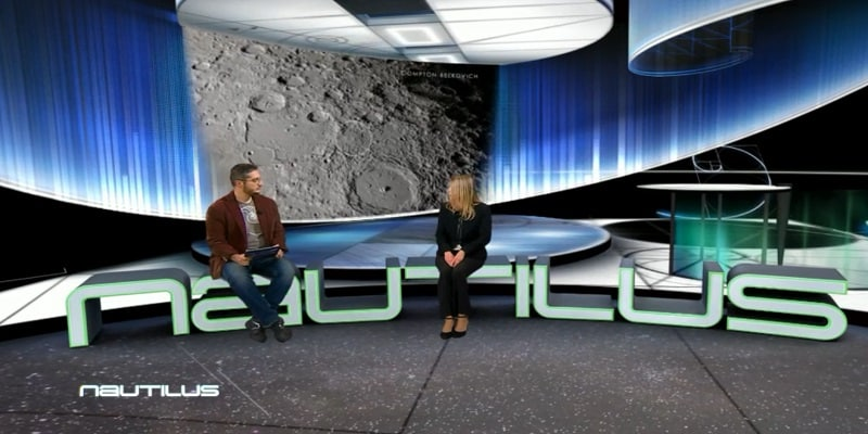 Rai 2 Memex - Nautilus: Attratti dalla Luna