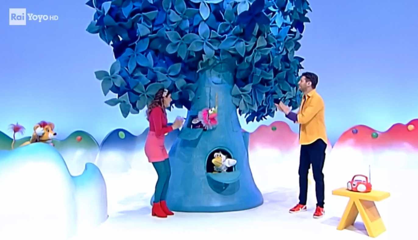 Rai Yoyo L'Albero Azzurro 2018-2019 - E69 - Tutti possono suonare