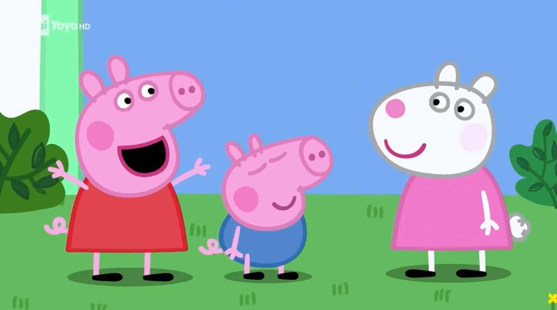Rai Yoyo Peppa Pig - S8E14 - Il festival dei piccoli