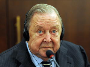 E' morto l'ex presidente Uefa Johansson