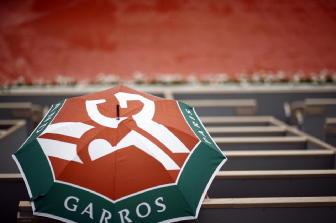Roland Garros, giornata cancellata