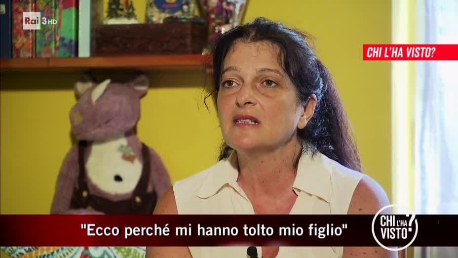 """""""Ecco perché mi hanno tolto mio figlio"""" - 10/07/2019"""
