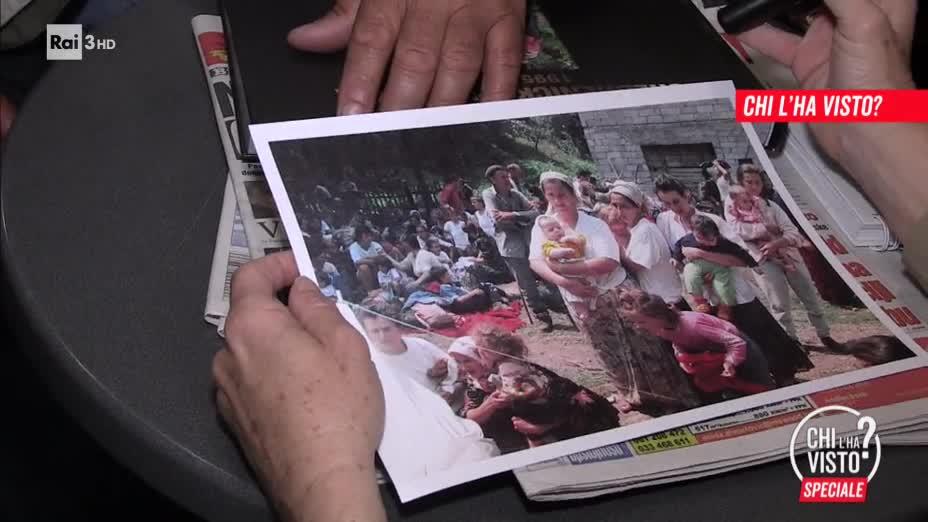 Dove sei? La bambina di Srebrenica - 24/07/2019