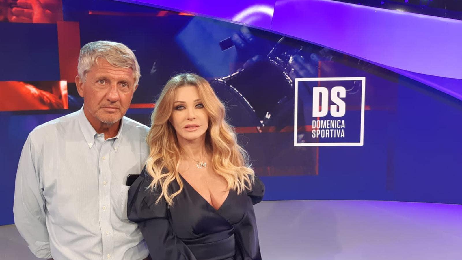 Paola Ferrari Che soddisfazione battere Wanda Nara