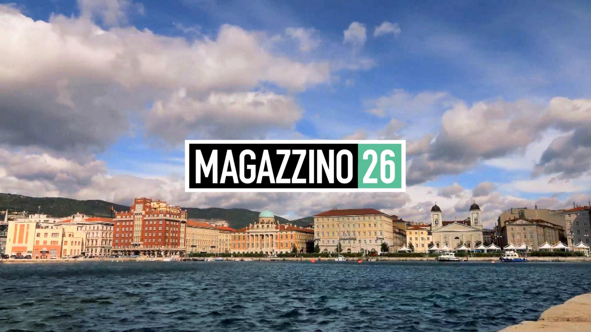 Rai Scuola Memex Magazzino 26 - ep. 01 Replica