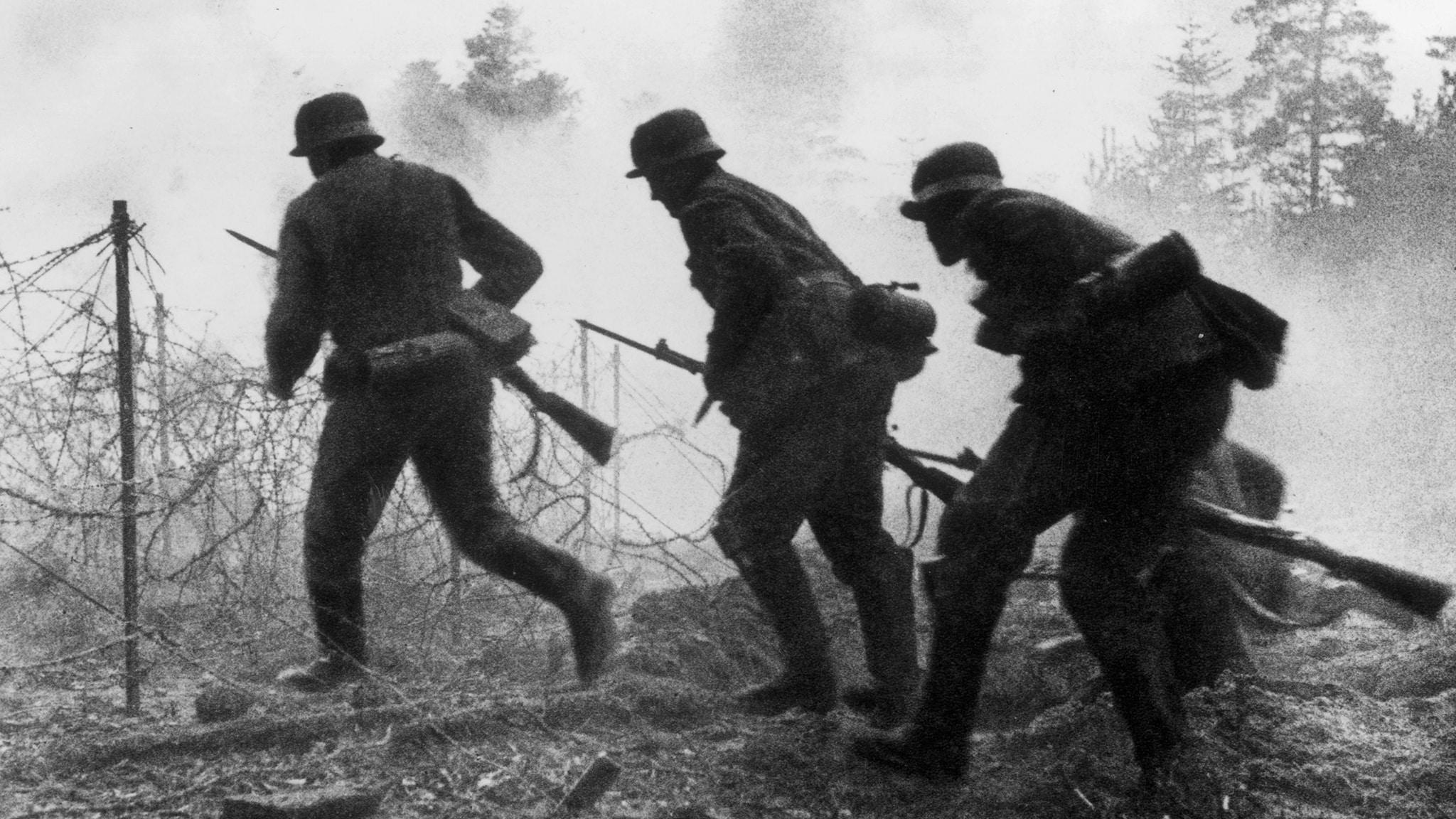 Rai 3 1939-1945 La II Guerra Mondiale - Il D-Day