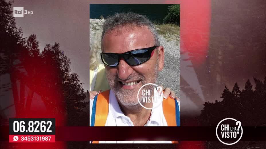 La scomparsa di Massimo Torregrossa - Chi l ha visto del 25/09/2019