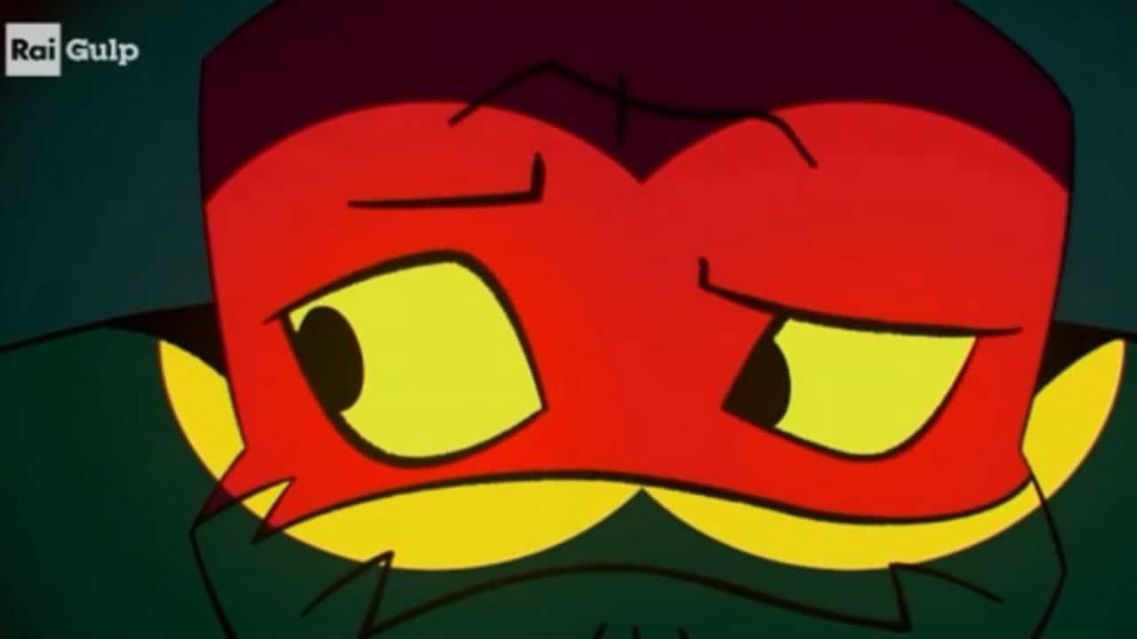 Rai Gulp Il destino delle tartarughe Ninja - S1E9 - Mascotte a Times Square