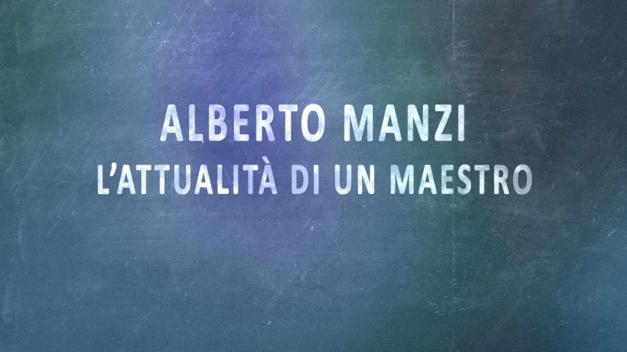 Rai Scuola Alberto Manzi. L'attualità di un Maestro Misurare i perimetri delle nuvole Replica