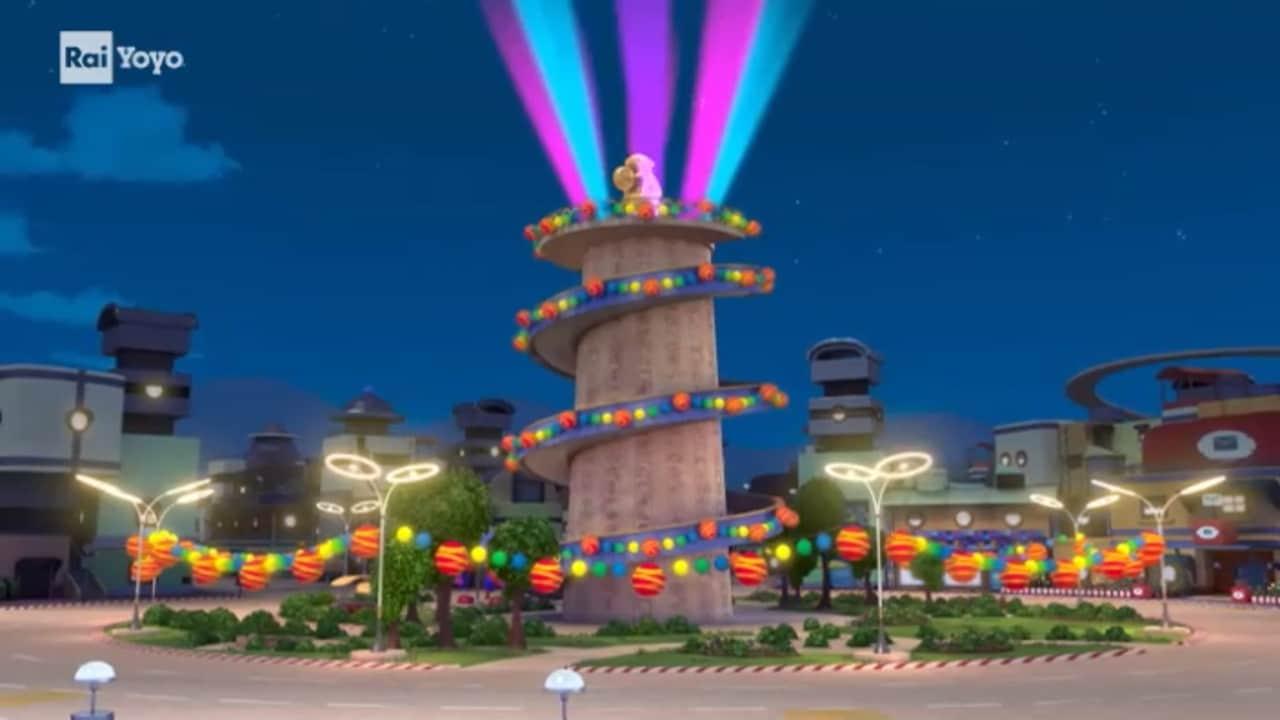 Rai Yoyo Ricky Zoom - S1E41 - Super luminoso!