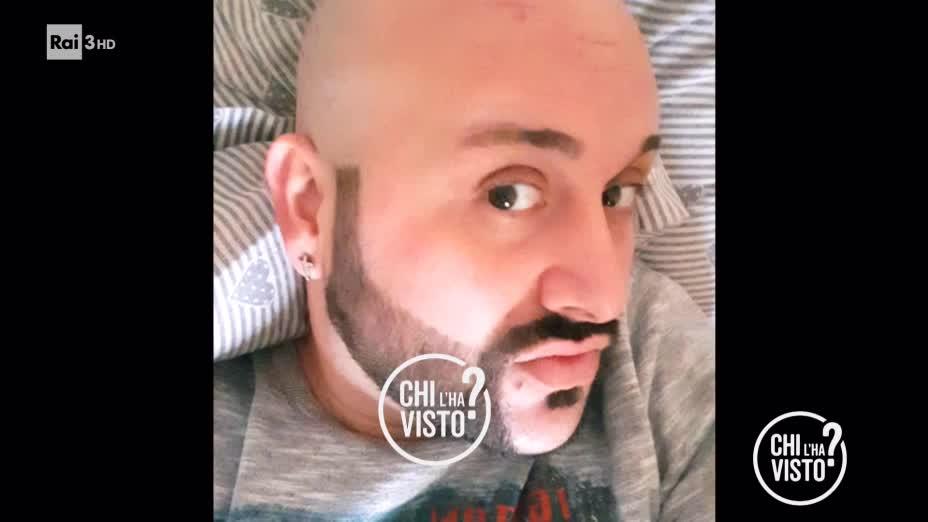 La scomparsa di Gianluca Franceschina - Chi l ha visto del 23/10/2019