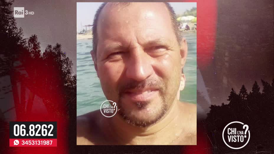 La scomparsa di Pietro Conversano - Chi l ha visto del 23/10/2019