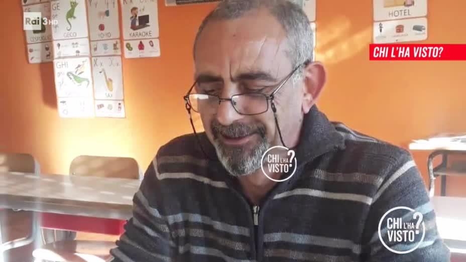 La scomparsa di Marco Frau - Chi l ha visto del 30/10/2019